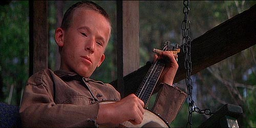 Dueling banjos - the famous scene from Deliverance