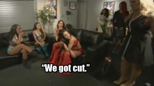 WrestleMania didn't go as planned for the Divas on the show