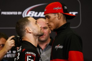 Frankie Edgar vs Charles Oliveira