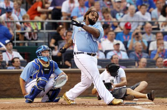 Detroit's Prince Fielder will try to defend his title from last year, and win his record-tying third overall.