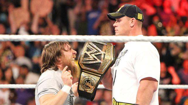 Well, we have the Summerslam main event we wanted. (Courtesy WWE)