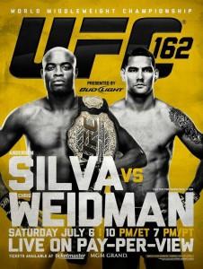 UFC-162-poster