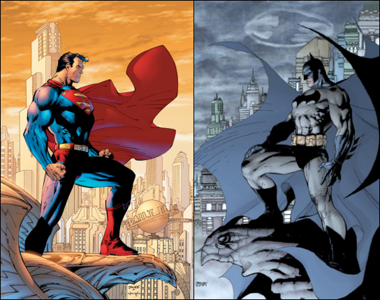 Jim Lee at his finest.