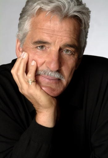 Dennis Farina died Monday morning after suffering a blood clot in his lung.