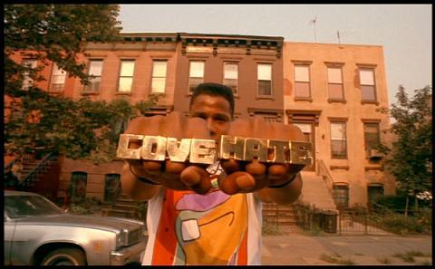 Fight the Power with Radio Raheem