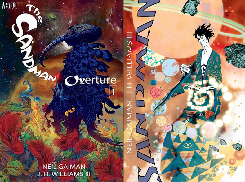 The Sandman: Overture by Neil Gaiman and J.H. Williams III