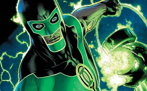 The most recent Green Lantern of Earth, Simon Baz