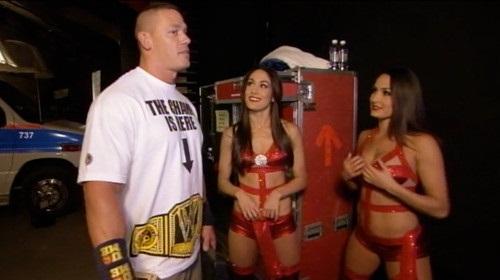 John Cena's brief cameo in this episode