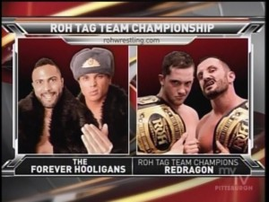 Hooligans vs reDRagon