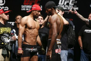 Sergio Moraes and Neil Magny
