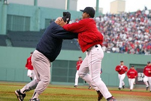 Pedro Martinez Don Zimmer Fight