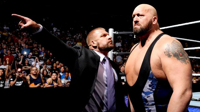 Big Show is ordered to endure beat down after beat down on the good guys throughout tonight's Smackdown. However, even the Big Show has his limits.