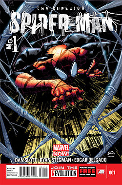 Apparently some people feel Dan Slott deserved to die for writing this.