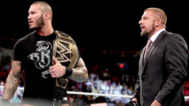 The NEW Two Man Power Trip. (Courtesy WWE)