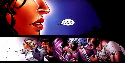 One of Marvel's more controversial decisions.