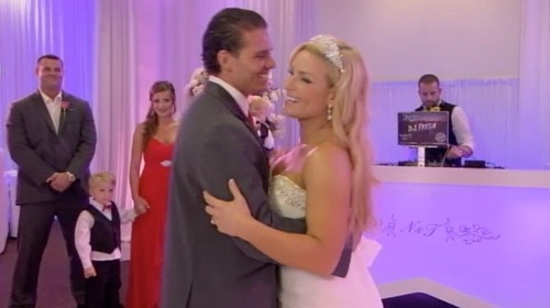 TJ and Nattie's first dance