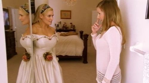 Nattie's Mom made her a dress despite Nattie already having one for months