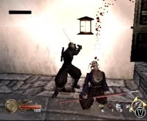 Rikimaru stealth kill animation 2