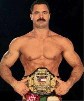 "In our second segment we pay tribute to ""Ravishing"" Rick Rude!"