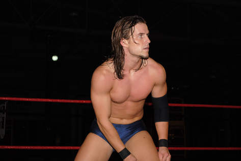 Adam Cole faced off against Chris Hero last weekend