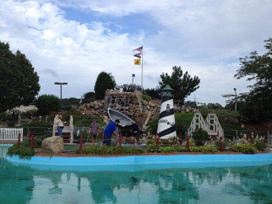 Adventureland, Narragansett, RI.