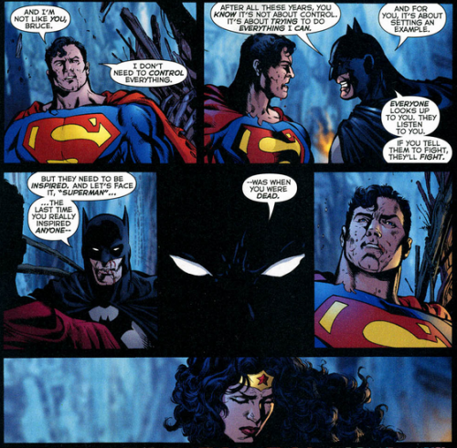 Nick's favorite moment in all of Infinite Crisis