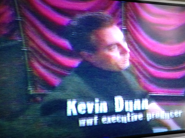 Noted Ugly Troll, Kevin Dunn