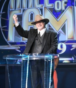 Bill Watts was inducted into the WWE Hall of Fame in Houston, TX, in 2009.
