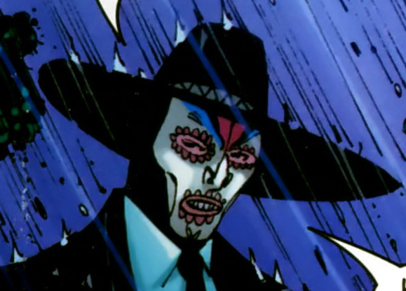 Batman's greatest villain: The Hat.