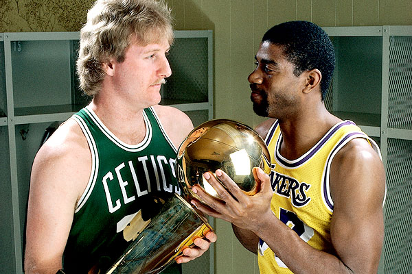 Bird and Magic faced off for the NBA Title in 1984, the last Finals under the classic playoff format.