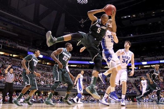 Payne, Dawson, Harris, and Appling give Michigan State its best chance at a national title in years.