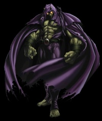 Ultimate Green Goblin