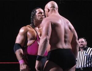 Survivor Series 1996 Hart Austin