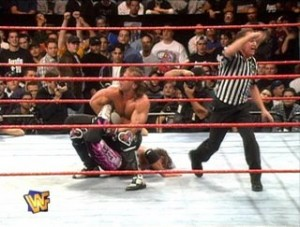 Survivor Series 1997 Hart Michaels
