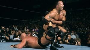 Survivor Series 2001 Rock vs Austin