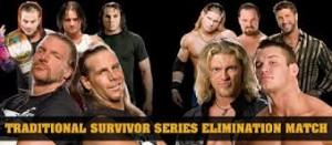 Survivor Series 2006 Team RKO