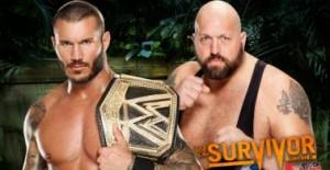 Survivor Series 2013 Orton Show