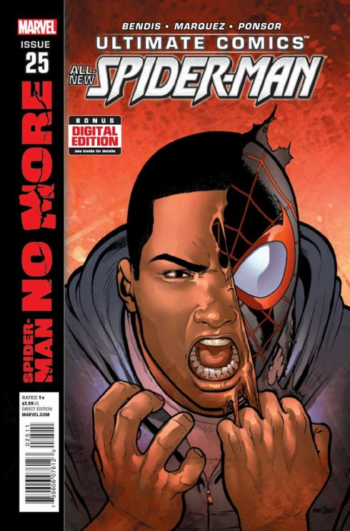 U Spider-man 25
