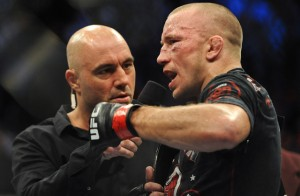 MMA: UFC 167-St-Pierre vs Hendricks