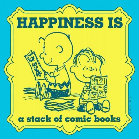 Happy comics