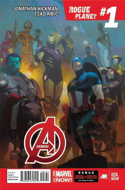 Avengers #24.NOW cover