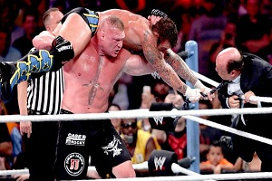 Lesnar-vs-Punk-`