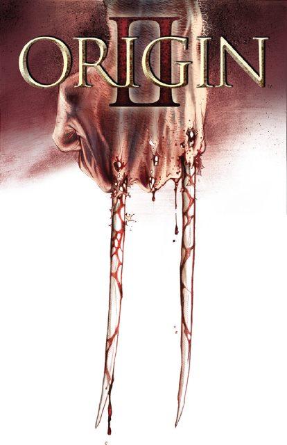 Origin II #1 cover