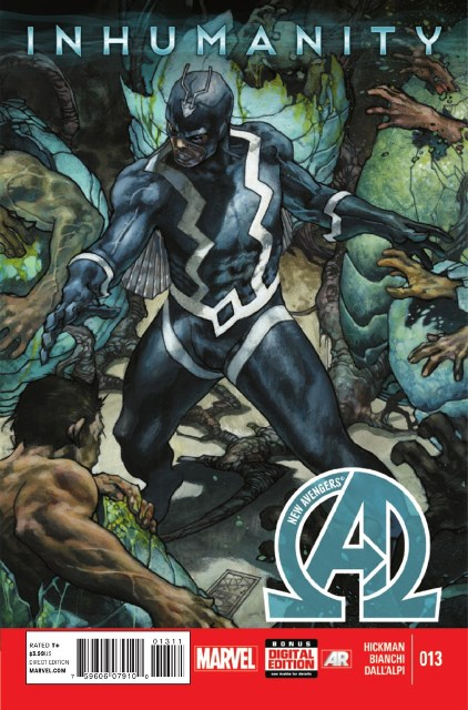 New Avengers #13.INH cover