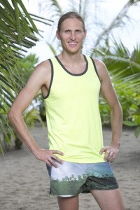 The winner of Survivor 27?