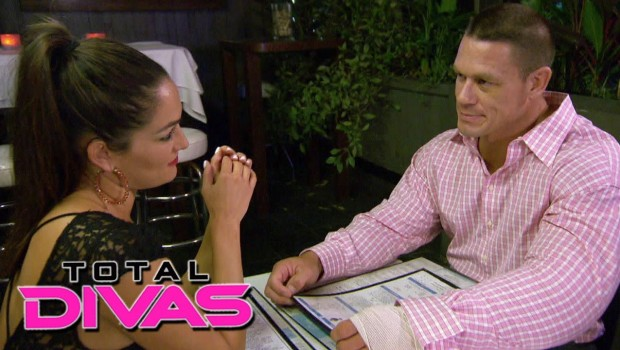 The stipulations for the rest of John's relationship with Nikki are pretty good