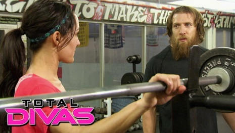 Brie preps for Night of Champions