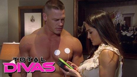 There is no better John Cena than Total Divas John Cena