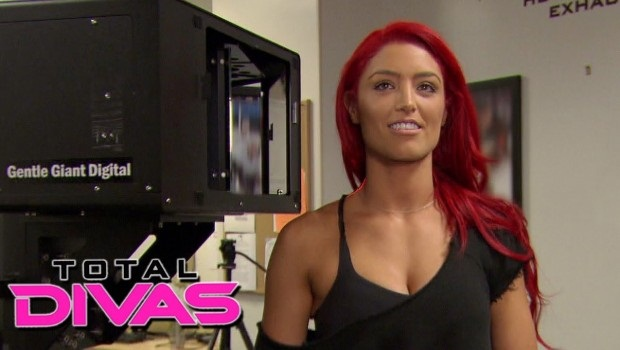 Eva Marie gets another first: an action figure no one will buy