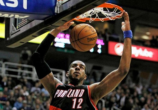 LaMarcus Aldridge and the Portland Trailblazers are off to a great start